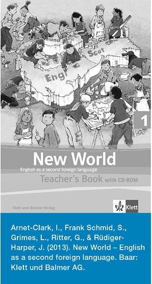 New Wold Book